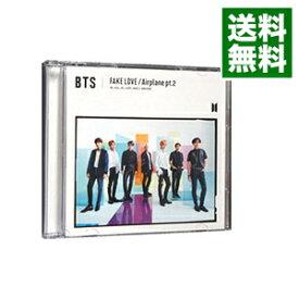 【中古】【CD+DVD】FAKE LOVE/Airplane pt.2(初回限定盤A) / BTS (防弾少年団)