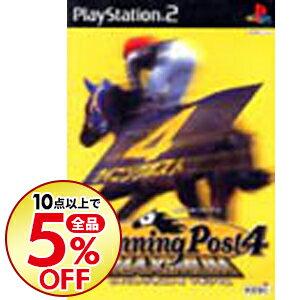 【中古】PS2ウイニングポスト4マキシマム