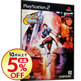 【中古】【全品5倍!1/20限定】PS2 CAPCOM VS.SNK 2 MILLIONAIRE FIGHTING2001