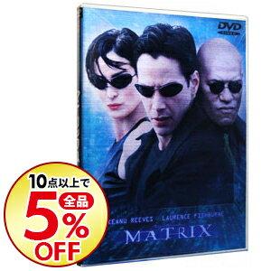 【中古】マトリックス [DVD−ROM対応特別版] / アンディ・ウォシャウスキー/ラリー・ウォシャウスキー【監督】