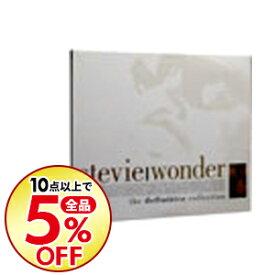 【中古】【2CD】The Definitive Collection(ベスト・コレクション) / スティーヴィー・ワンダー