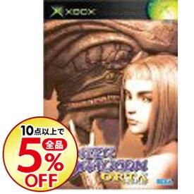 【中古】Xbox 【CD付】パンツァードラグーン オルタ 初回限定版