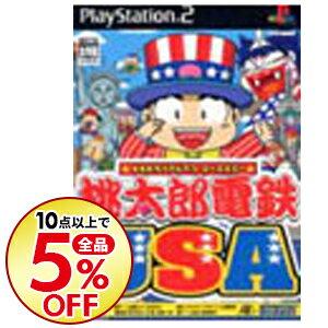 【中古】PS2 桃太郎電鉄 USA