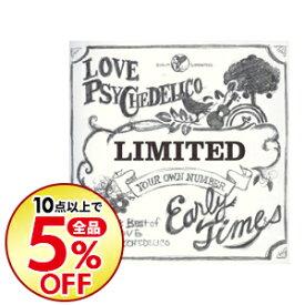 【中古】LOVE PSYCHEDELICO/ Early Times〜The Best of LOVE PSYCHEDELICO