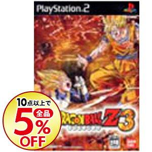 【中古】PS2 ドラゴンボールZ3