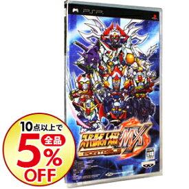 【中古】PSP スーパーロボット大戦 MX PORTABLE