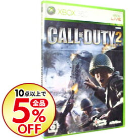 【中古】Xbox360 Call of Duty 2