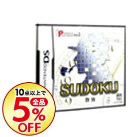 【中古】NDS SUDOKU数独 パズルシリーズ Vol.3