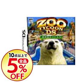 【中古】NDS ZOO TYCOON 動物園をつくろう!