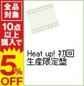 【中古】Heat up! 初回生産限定盤 【特典DVD・セットリスト付】/ 関ジャニ∞【出演】