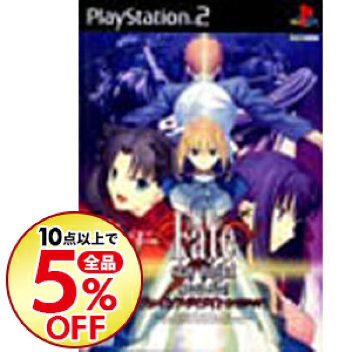 【中古】PS2 Fate/stay night [Realta Nua]