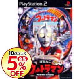 【中古】PS2 パチってちょんまげ達人12 ぱちんこウルトラマン