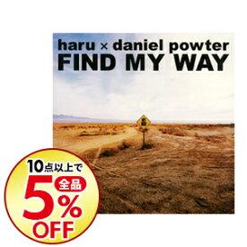 【中古】haru,daniel powter/ FIND MY WAY