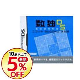 """【中古】NDS 数独DS ニコリの""""SUDOKU""""決定版"""