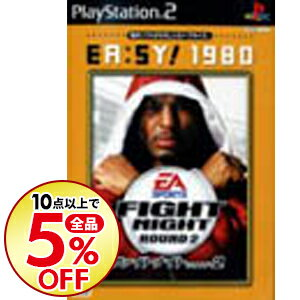 【中古】PS2FIGHTNIGHTROUND2EA:SY!1980
