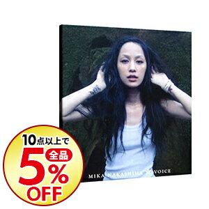 【中古】【CD+DVD】VOICE / 中島美嘉