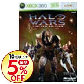 【中古】Xbox360 【小冊子・パッチ(ゴム製ワッペン)・リーダーカード6枚・リーダカード和訳(紙1枚)同梱】Halo Wars リミテッド エディション 初回限定版 [DLカード使用・付属保証なし]