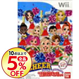 【中古】Wii WE CHEER