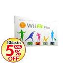 【中古】Wii 【バランスボード・バランスボード説明書同梱】Wii Fit Plus (バランスWiiボードセット)