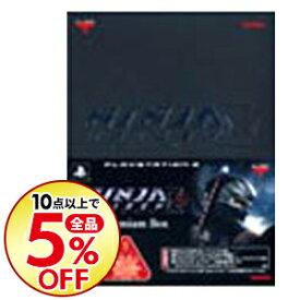 【中古】PS3 【ガイドブック・メタルプレート5種・ストラップ・CD・外装紙ケース・収納箱同梱】NINJA GAIDEN Σ2 プレミアムボックス