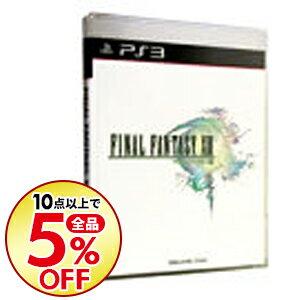 【中古】PS3ファイナルファンタジーXIII(FF13)