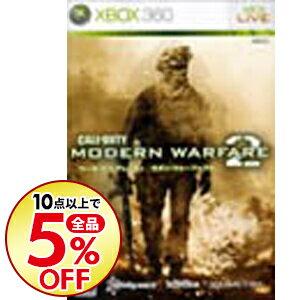 【中古】Xbox360コールオブデューティモダン・ウォーフェア2