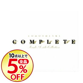 【中古】【3CD アートワークブック3冊付】TOHOSHINKI COMPLETE SINGLE A−SIDE COLLECTION / 東方神起