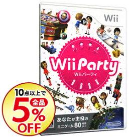 【中古】Wii Wii Party(パーティー)