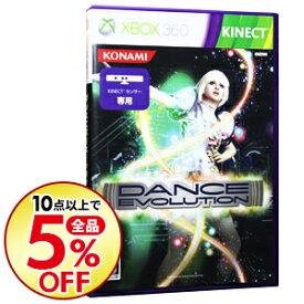 【中古】Xbox360 ダンスエボリューション