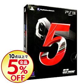 【中古】PS3 【ブックレット・背表紙(紙1枚)同梱】グランツーリスモ 5 初回生産版 [DLコード使用・付属保証なし]