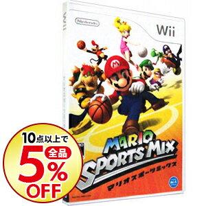 【中古】Wii マリオスポーツミックス