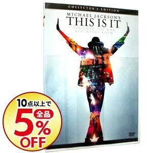 【中古】マイケル・ジャクソン THIS IS IT コレクターズ・エディション / ケニー・オルテガ【監督】