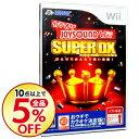 【中古】Wii カラオケJOYSOUND Wii SUPER DX(ソフト単品) ※オンラインサービス終了