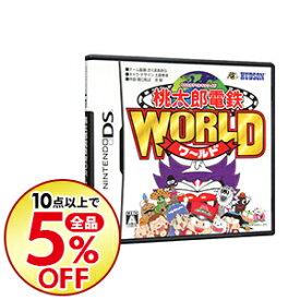 【中古】NDS 【地図同梱】桃太郎電鉄WORLD