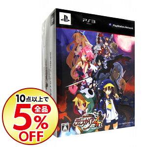 【中古】PS3 【ねんどろいどぷち・資料集・CD同梱】魔界戦記ディスガイア4 初回限定版