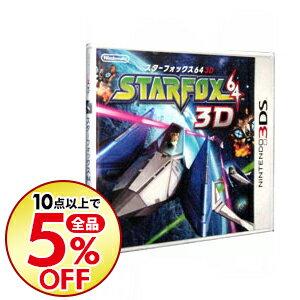 【中古】N3DS STARFOX64 3D(スターフォックス64 3D)
