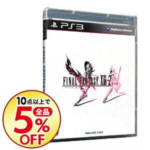 【中古】PS3 ファイナルファンタジーXIII−2 (FF13-2)