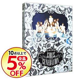 【中古】【写真集・ピンバッチ10個付】JAPAN FIRST TOUR GIRLS'GENERATION 初回限定盤 / 少女時代【出演】