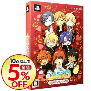 【中古】PSP 【2CD・冊子同梱】うたの☆プリンスさまっ♪MUSIC 初回限定 メロメロBOX