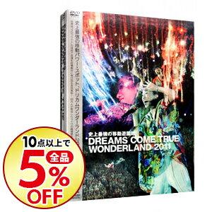 【中古】【特典DVD・特典CD付】史上最強の移動遊園地 DREAMS COME TRUE WONDERLAND 2011 / DREAMS COME TRUE【出演】