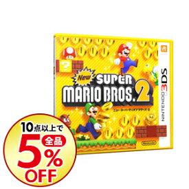 【中古】【全品5倍】N3DS Newスーパーマリオブラザーズ2