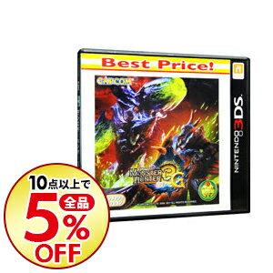 【中古】N3DS モンスターハンター3G Best Price!