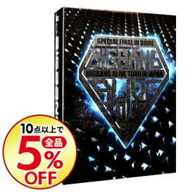 【中古】BIGBANG ALIVE TOUR 2012 IN JAPAN SPECIAL FINAL IN DOME−TOKYO DOME 2012.12.05− DELUXE EDITION / BIGBANG【出演】