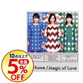 【中古】Perfume/ 【CD+DVD】Magic of Love 初回限定盤