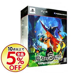【中古】PS3 【ねんどろいどぷち・設定資料集・サントラCD同梱】魔女と百騎兵 限定版