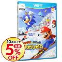 【中古】Wii U マリオ&ソニック AT ソチオリンピック