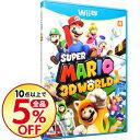 【中古】Wii U スーパーマリオ 3Dワールド