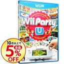 【中古】Wii U Wii Party U 【スタンド付】/