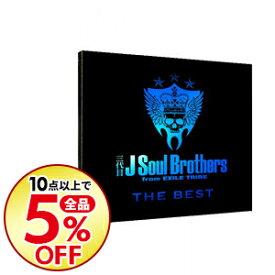 【中古】【2CD+2DVD】THE BEST/BLUE IMPACT / 三代目 J Soul Brothers