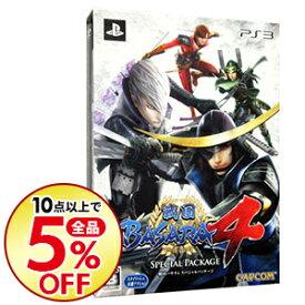 【中古】PS3 【特典DVD付】戦国BASARA4 スペシャルパッケージ [DLコード使用・付属保証なし]